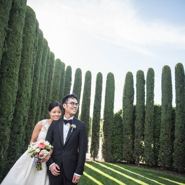 A Napa Destination wedding // Anna and Simon