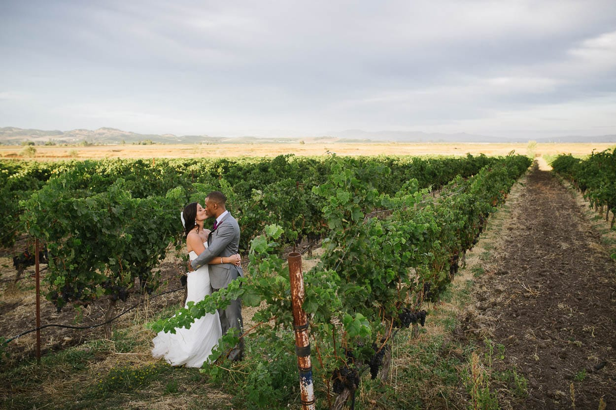 A Jacuzzi Family Winery wedding // Christine and Doug